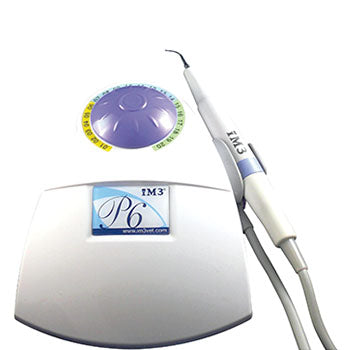 Shop online for veterinary dental Ultrasonic Scalers from iM3, including Piezos with LED lights and the iM3 42:12, made to quickly remove plaque and calculus.