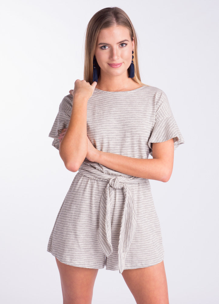 Casual Friday Romper