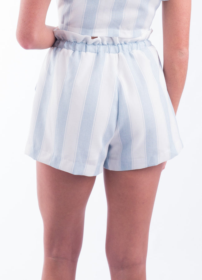 Summer Stripes Shorts