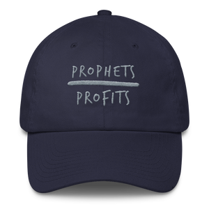 Prophets Over Profits Hat (Extremely Rare Message Edition)