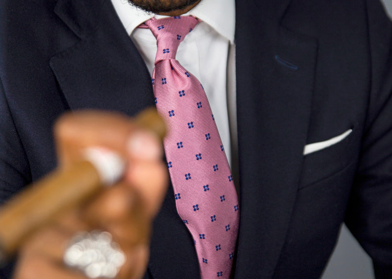 These Pink Ties Suits You!