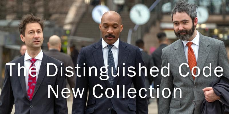 The Distinguished Code New Collection