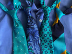 Refining Details With Turquoise Ties
