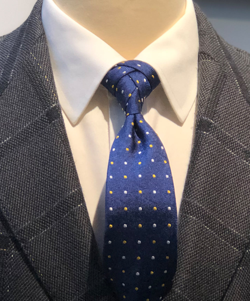 The Eldredge knot | Shaun Gordon Ties
