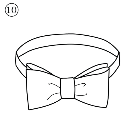 How to do bow tie knot by Shaun Gordon