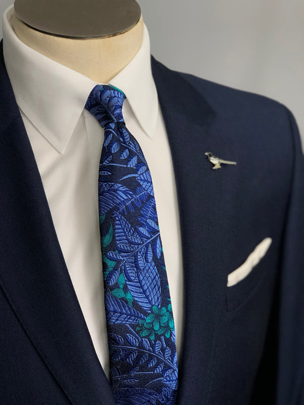 Shaun Gordon Montague Floral Tie
