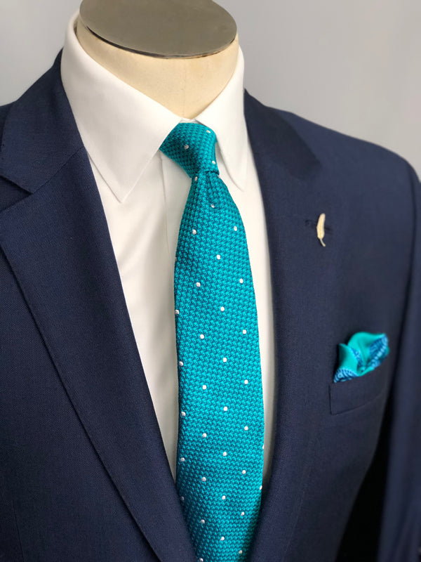 Shaun Gordon Perry tie details