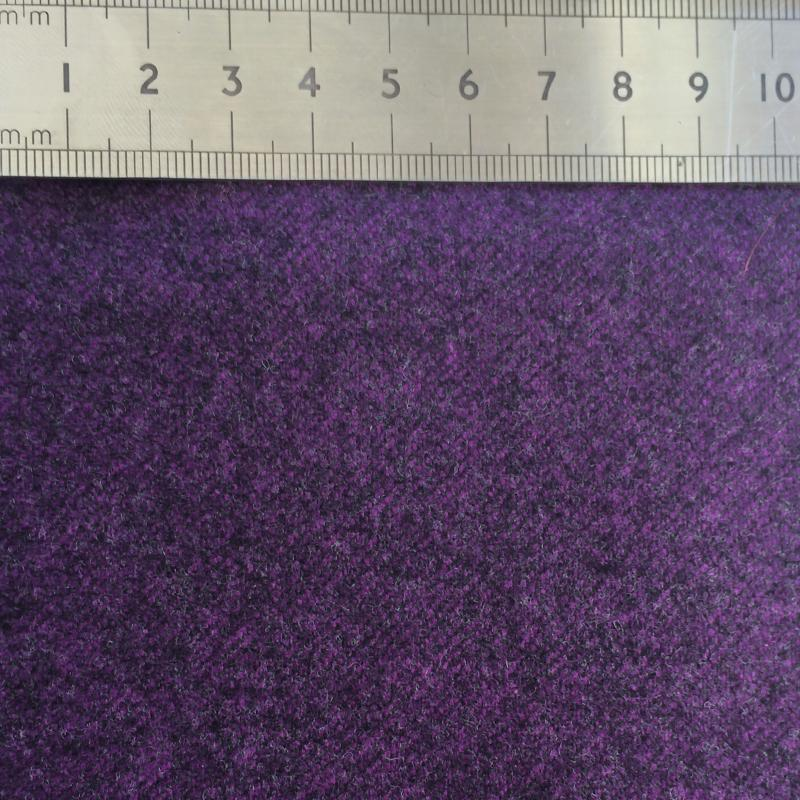 010 PURPLE WOOL FABRIC Made To Order Fabrics Shaun Gordon