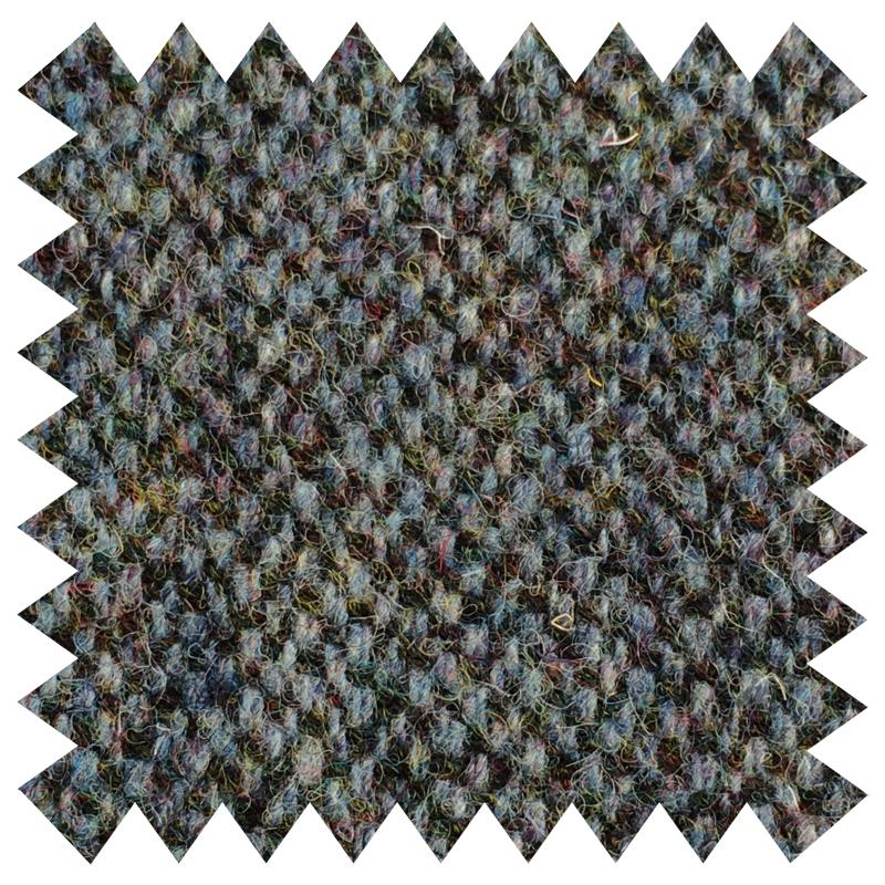 SHAUN GORDON DARK GREEN DONEGAL WOOL FABRIC