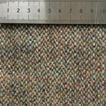 015 LIGHT GREEN DONEGAL WOOL FABRIC Made To Order Fabrics Shaun Gordon