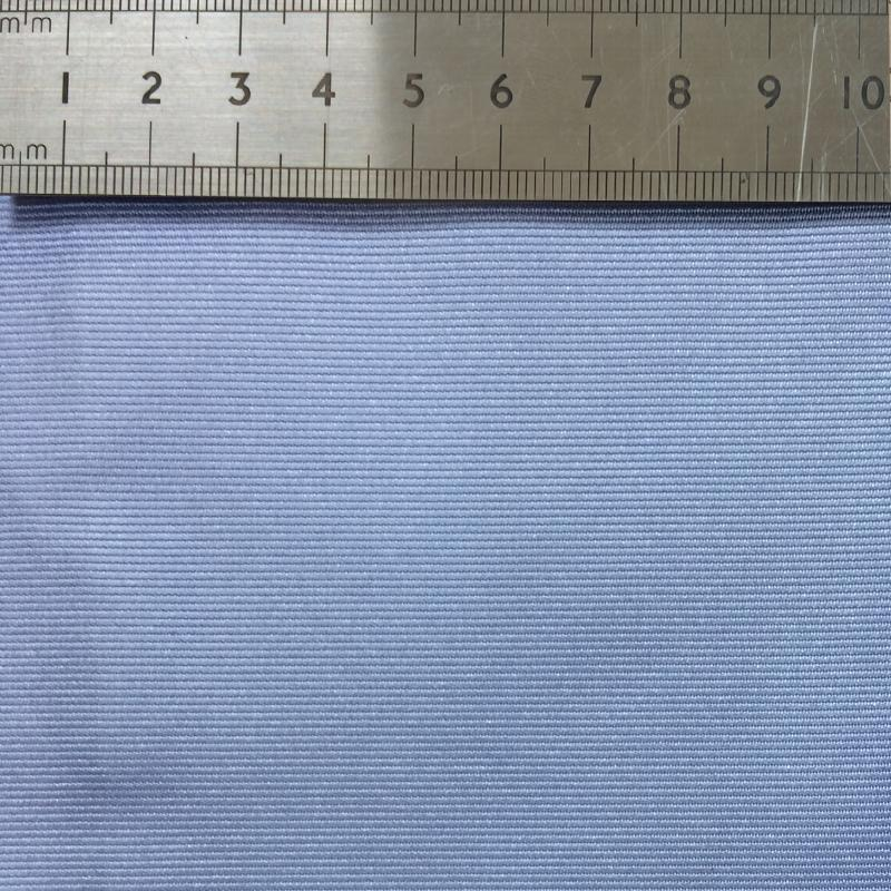 021 SOLID LIGHT BLUE SILK FABRIC Made To Order Fabrics Shaun Gordon