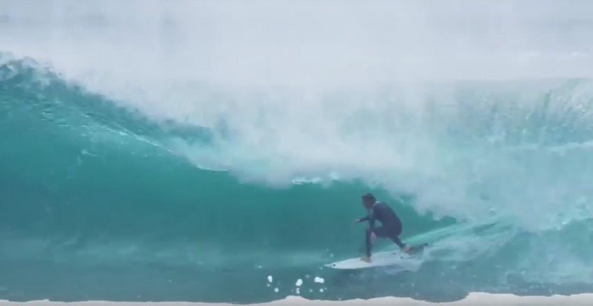 Mitch Crews Surfing Australia