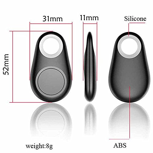 Wireless Smart Bluetooth 4.0 Anti Lost Bluetooth Tracker Key | Ego-Silencer