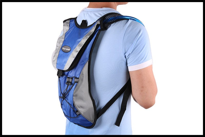 Bicycle Backpack 2L Water Bag Camelback | Ego-Silencer