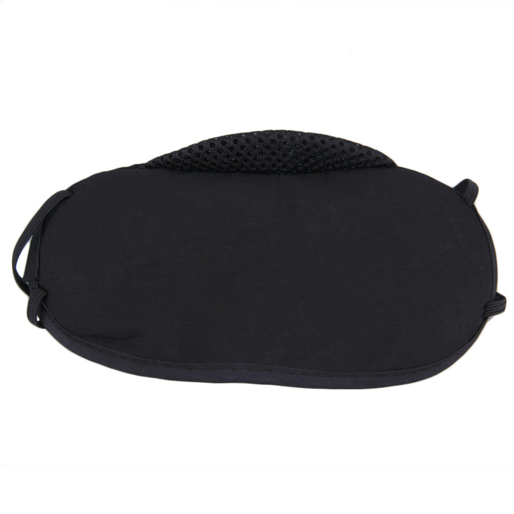 1 blindfold Bamboo Charcoal Sleeping Eye Mask | Ego-Silencer