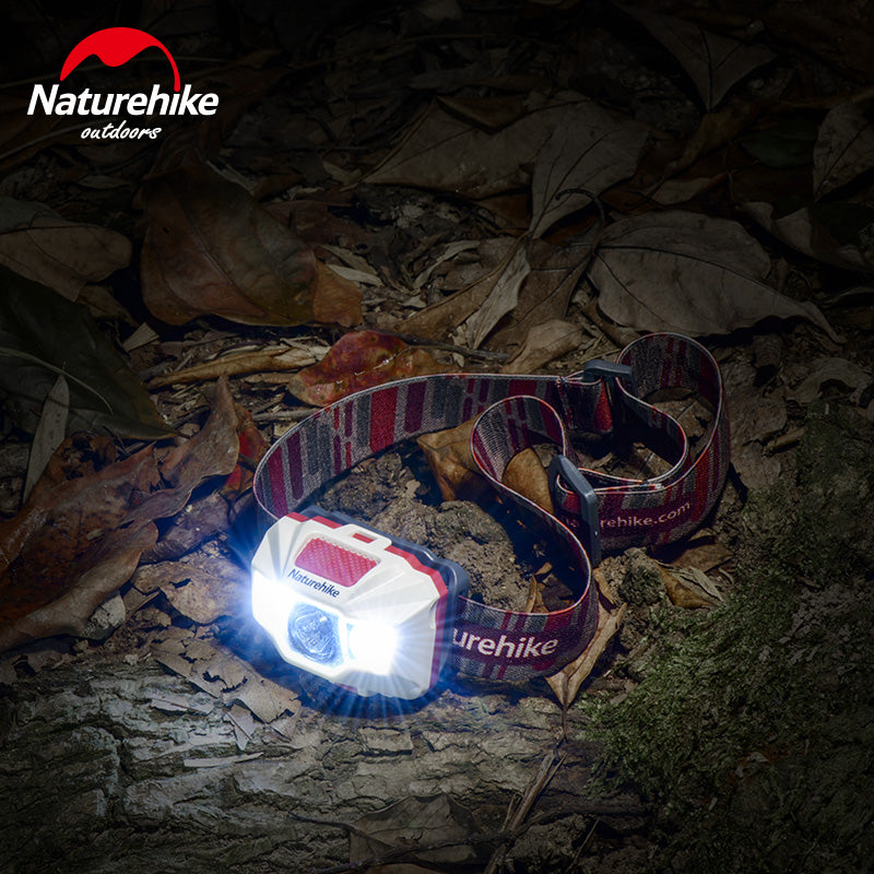 Waterproof USB Charge LED & Modes Headlamp | Ego-Silencer