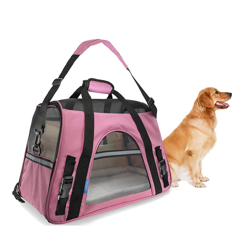 Travel Bag Pet Carrier 9 Colors | Ego-Silencer