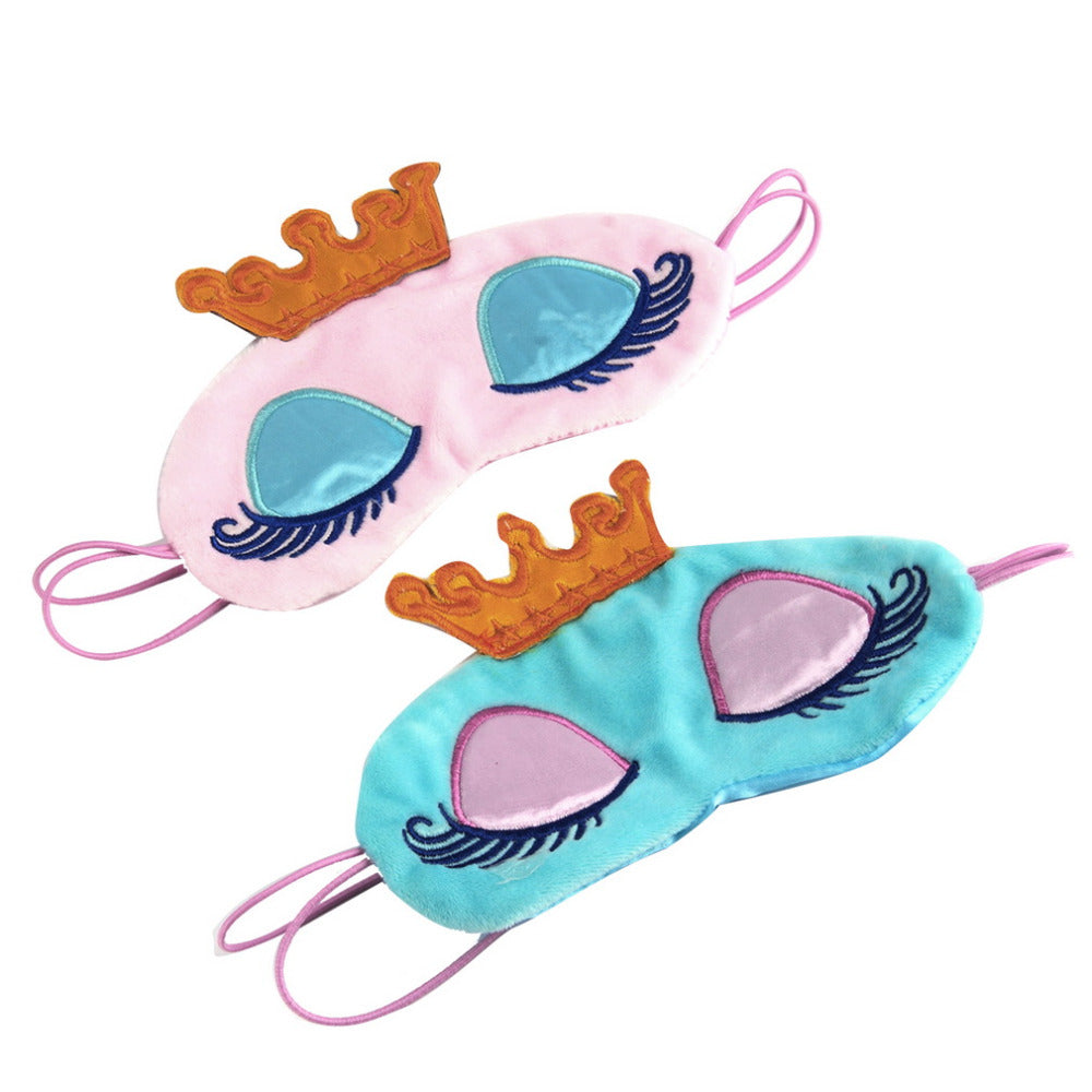 Princess Crown Fantasy Eye Mask