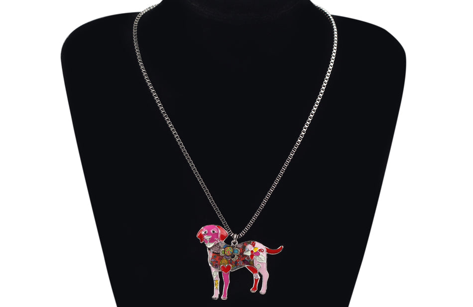 Labrador Dog Choker Necklace | Ego-Silencer