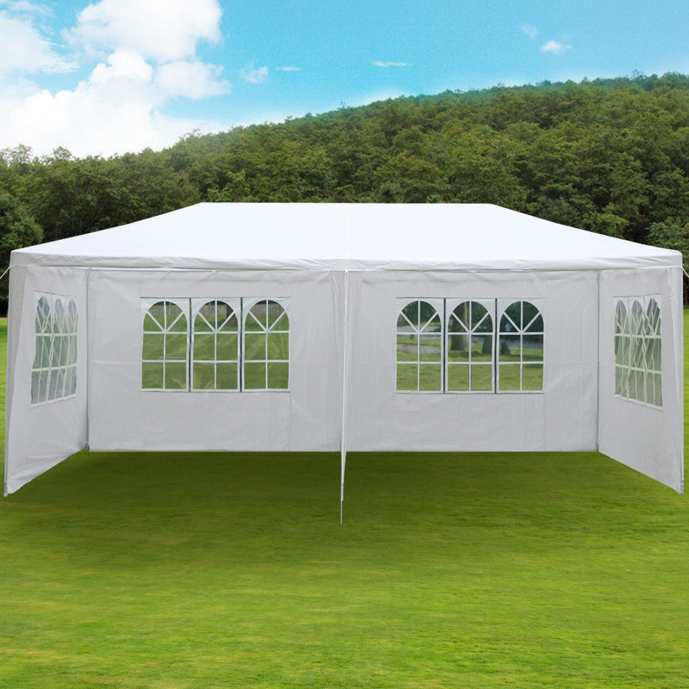 10'x10'/20'/30' Outdoor Marquee Tent CanopyHeavy Duty Gazebo Pavilion | Ego-Silencer