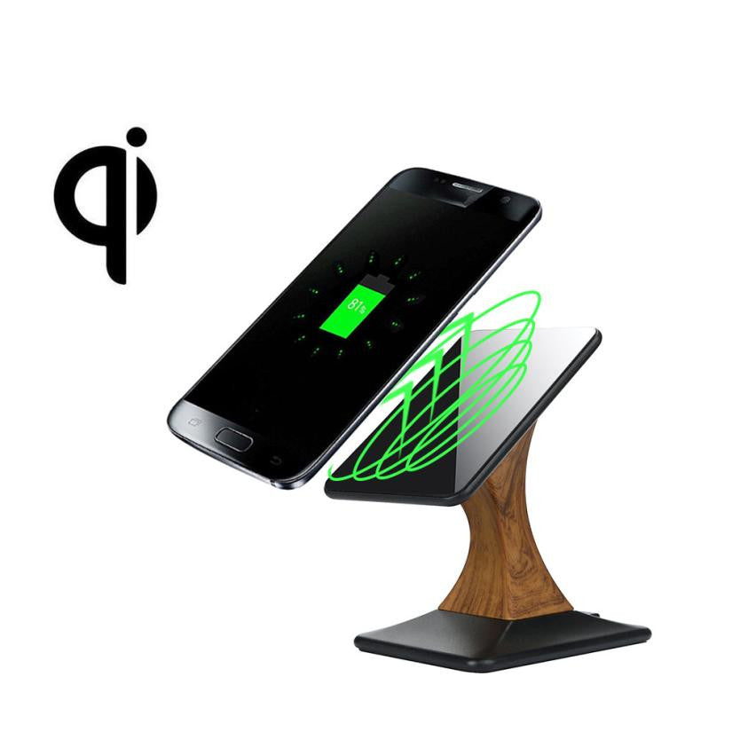 Phone Accessories 2017 Qi Wireless Charger Charging Stand Dock for Samsung Galaxy S7 / S7 Edge#25 | Ego-Silencer