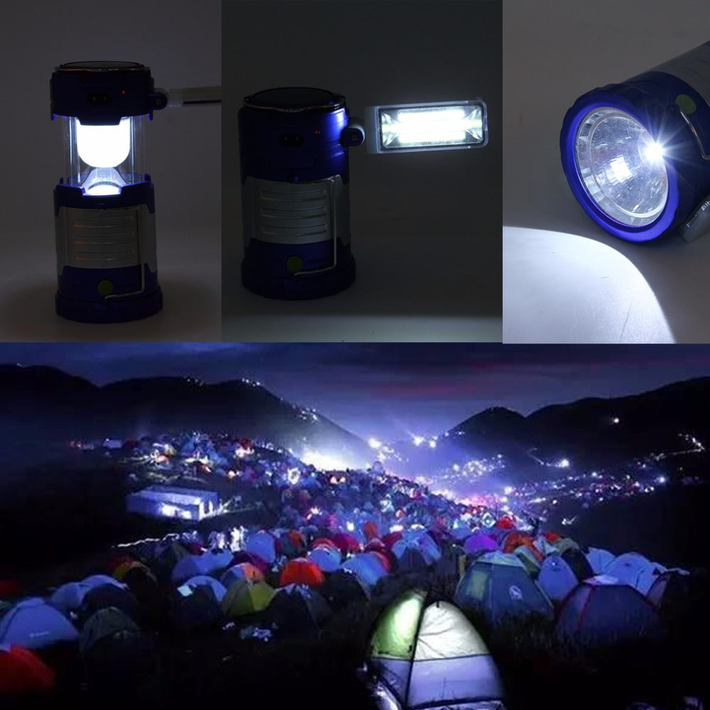 Camping Light Outdoor Rechargeable LED