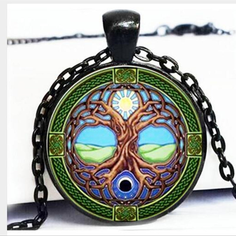 Tree Of Life Pendant | Ego-Silencer