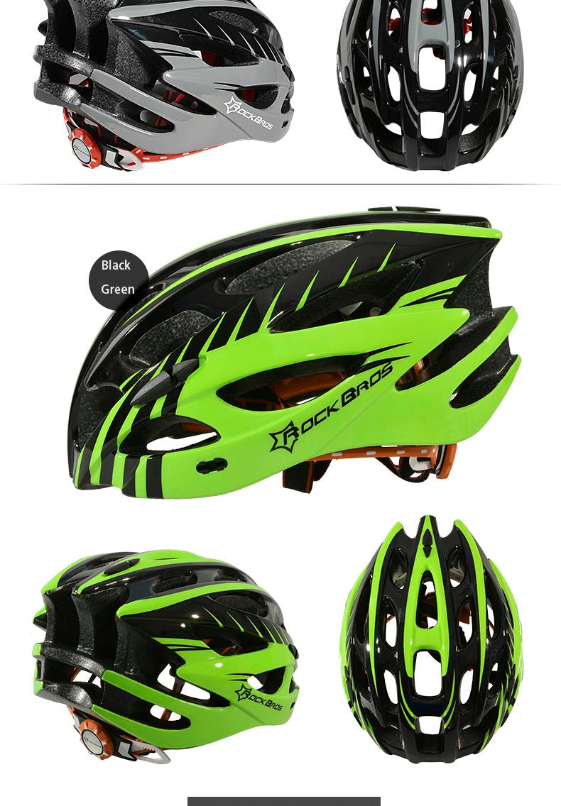 ROCKBROS Professional Climbing & Bicycle Helmet | Ego-Silencer