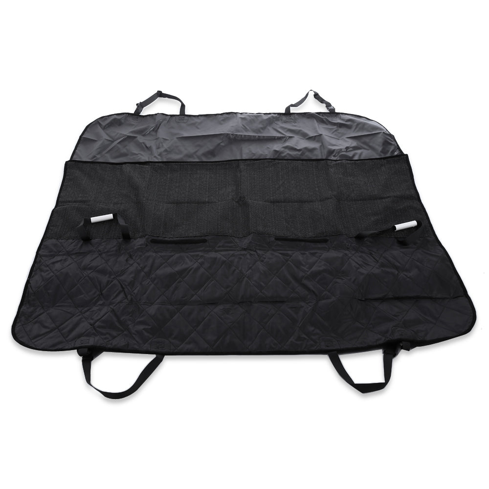 Pet Seat Cushion Rear Bench Cover Mat Waterproof Anti-Slip Foldable Car Mats | Ego-Silencer