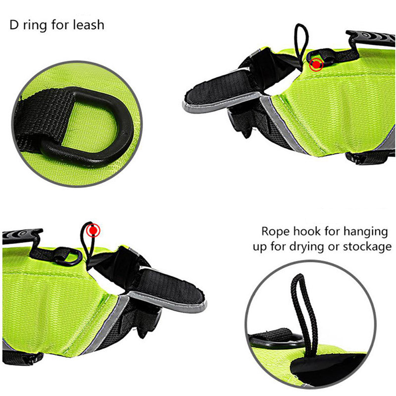 Vest Swimsuit Waterproof for Small Dogs 2 Colors | Ego-Silencer