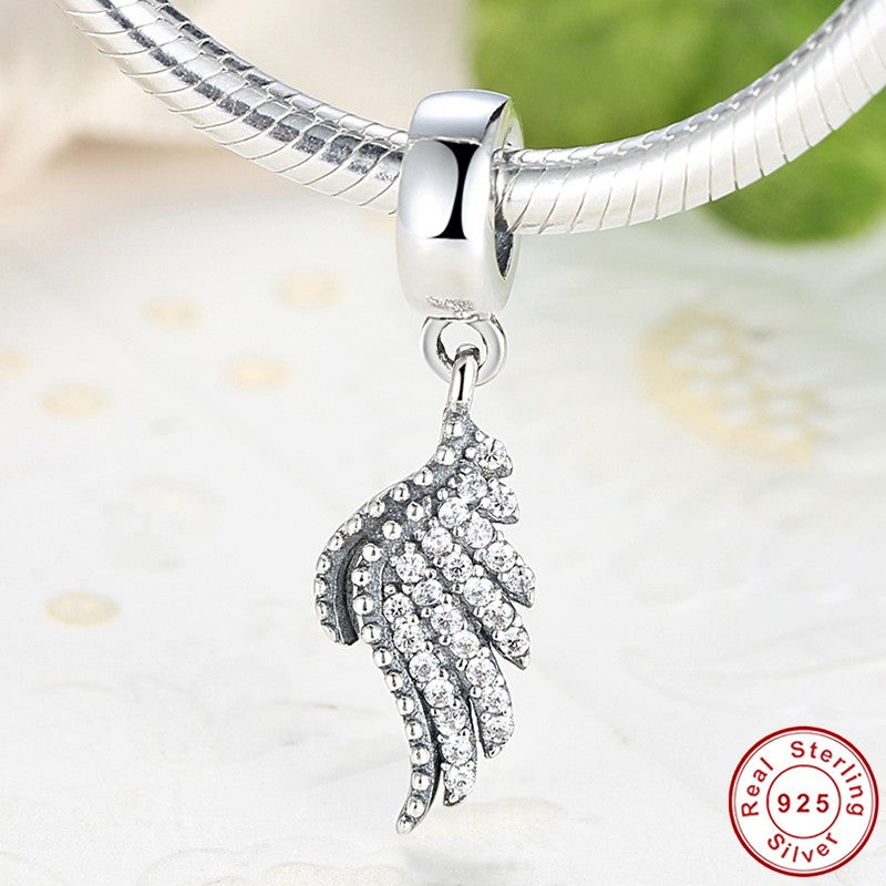 925 Sterling Silver Pendant Charms Dangle | Ego-Silencer