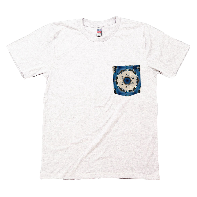 Hellenic State of Mind Pocket Tee