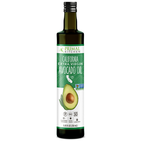 What's Inside California Extra Virgin Avocado Oil