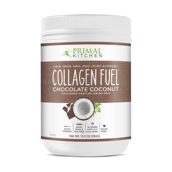 Collagen Fuel™ Drink Mix - Chocolate