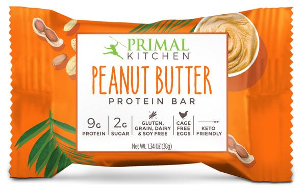 What's Inside Peanut Butter Protein Bars - 12 count