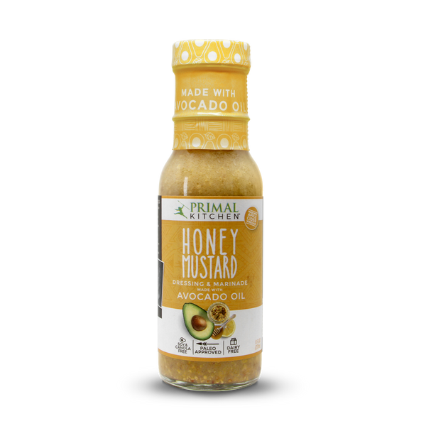 Honey Mustard Vinaigrette & Marinade