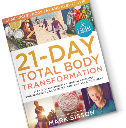 21-Day Total Body Transformation eBook