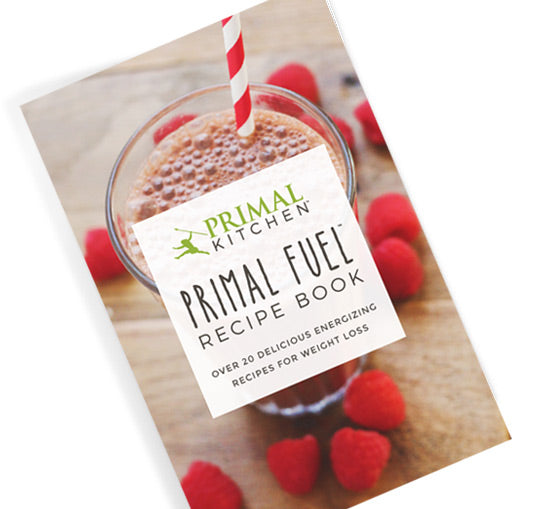 Fuel Recipe eBook