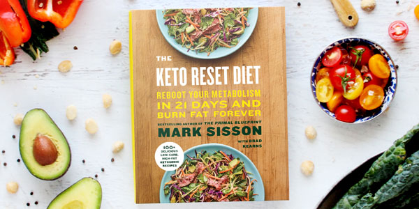 The Keto Rest Diet Print Book
