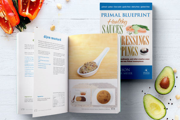 Paleo cooking bootcamp kitchen kit primal blueprint healthy sauces dressings and toppings print book malvernweather