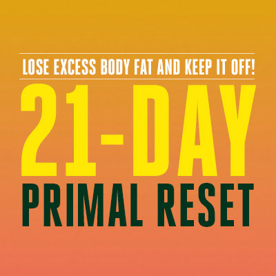 21-Day Primal Reset Total Health Package