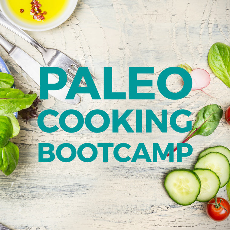 Paleo Cooking Bootcamp Digital Package