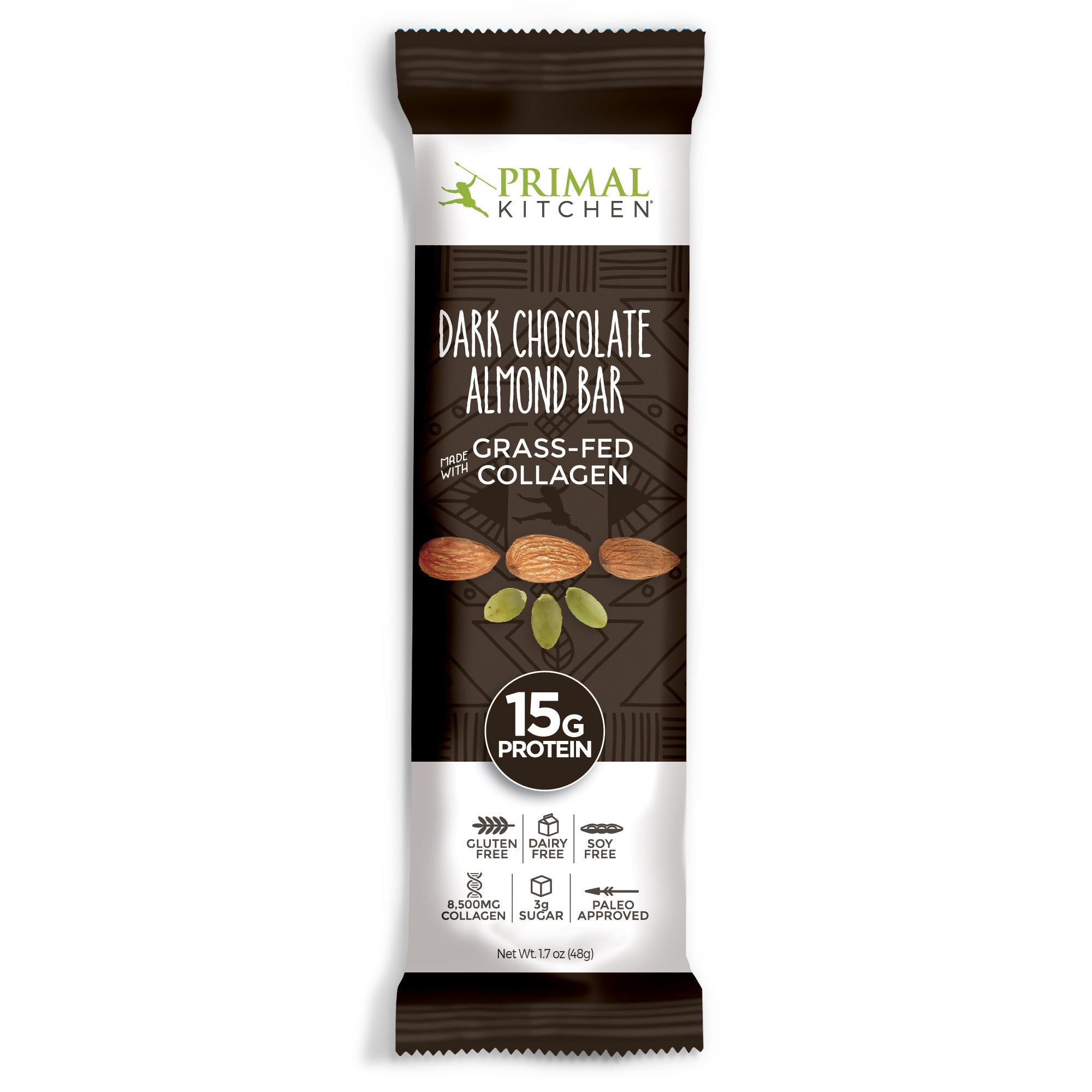 Get Primal Kitchen Dark Chocolate Almond Bars