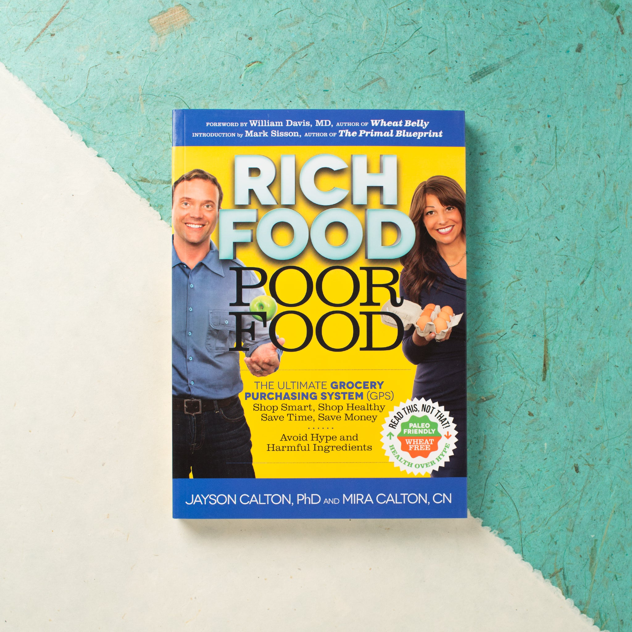 Rich food poor food primal blueprint rich food poor food malvernweather Choice Image