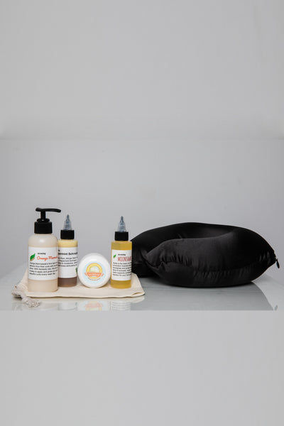 Deluxe Ecoslay Travel Set