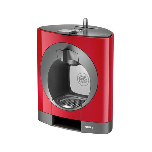 Capsule Coffee Machine Krups KP1105 Oblo Dolce Gusto 15 bar 0,6 L 1500W Red