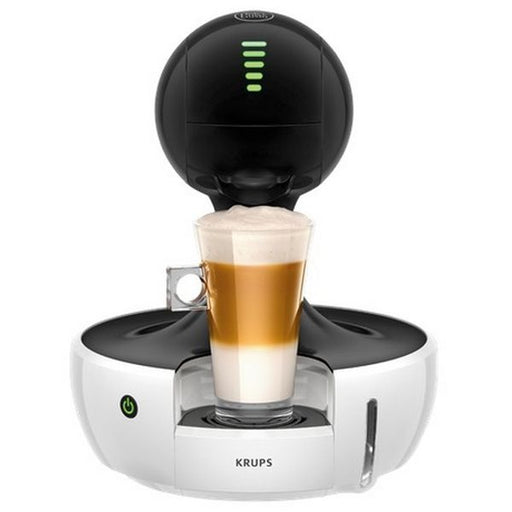 Capsule Coffee Machine Krups KP3501 Drop Dolce Gusto 15 bar 0,8 L 1500W White