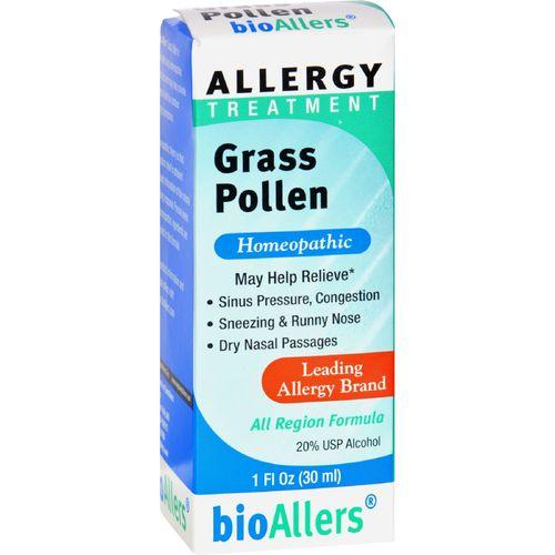 Bio-Allers Grass Pollen Treatment - 1 fl oz