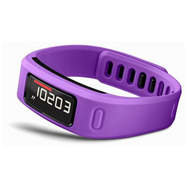Activity Bangle GARMIN Vivofit LCD IP50 Android 25.5 g Purple