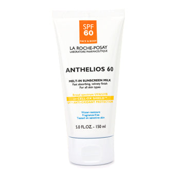 Anthelios 60 Melt-In Sunscreen Milk (For Face & Body) (Box Slightly Damaged) 150ml/5oz